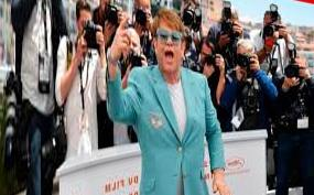 Cannes 2019, today is the day of Elton John and Ken Loach