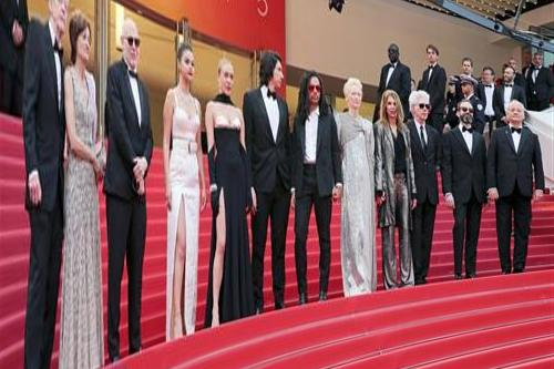 Postcards from the Cannes Festival