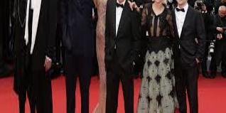 Stars shine on red carpet at Cannes Film Festival