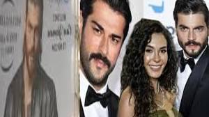 Akın Akınözü and Ebru Şahin at Cannes!