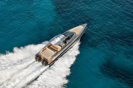 New details on the Frauscher 1414 Demon, launched in Cannes