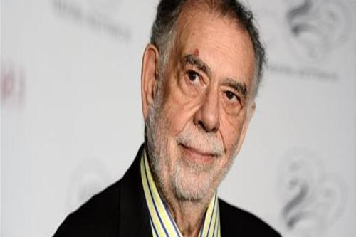 Francis Ford Coppola: I was not prepared for all this