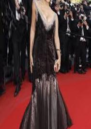 Stylish start: Cannes red carpet gate