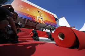 Cannes 2019, so it was a festival