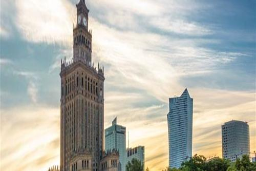 Warsaw goes to & nbsp; Cannes with & nbsp; five plots, revitalization and & nbsp; start-ups