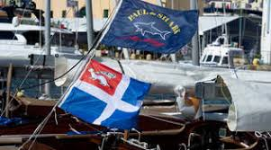 Dragone, Beppe Zaoli of the Sanremo Yacht Club wins the Armistice Cup in Cannes