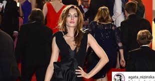 Agata Nizińska in Cannes looked like Angelina Jolie!