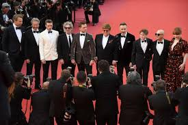 Cannes 2019, standing ovation for Rocketman and the j'accuse of Ken Loach: Society goes towards the abyss