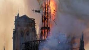 A series on the Notre-Dame fire announced at Mipcom in Cannes